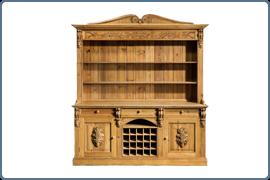カントリー家具の買取家具
